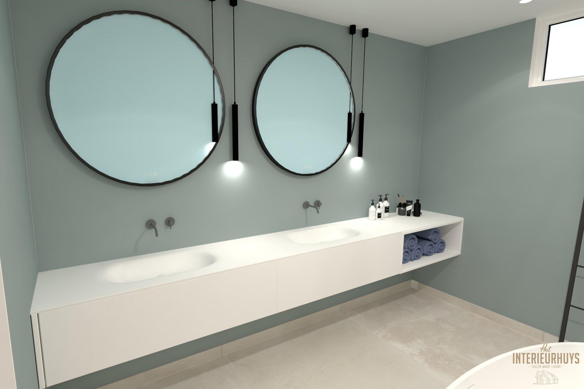 Badkamer ontwerpen door adviseurs van Het Badhuys in Breda.